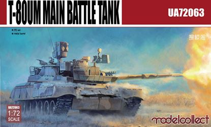 Picture of T-80UM1 Main Battle Tank