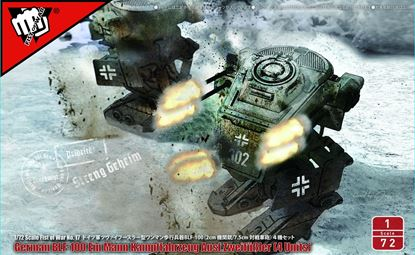 Picture of Fist of War German WWII Blf-100A light fighting Mech